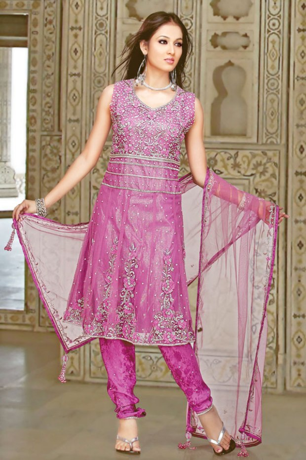 Wonderful Indian Dresses 2017  Latest Indian Party Amp Formal Dresses For Girls