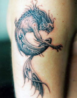 Dragon Tattoo Gallery