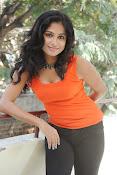 Actress Vrushali Sizzling Photo shoot-thumbnail-8
