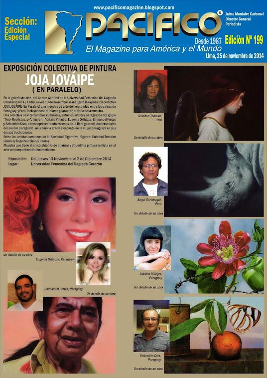 Revista Pacífico Nº 199 Edición Especial