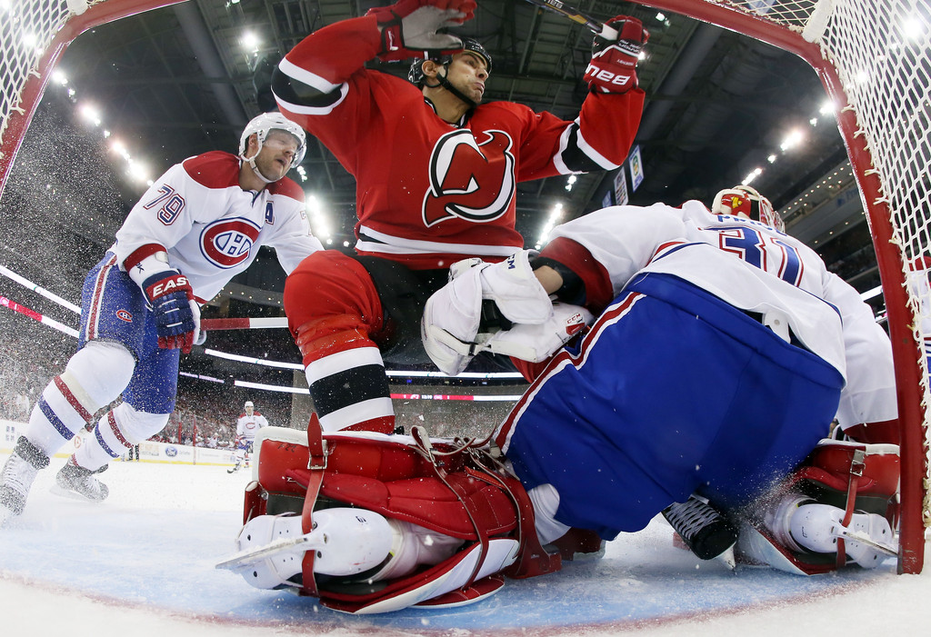 NJ Devils Goals Elias Josefson Sullivan