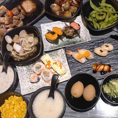 【食】 未被攻陷的放題,即興有位*尖沙咀 三木日本料理