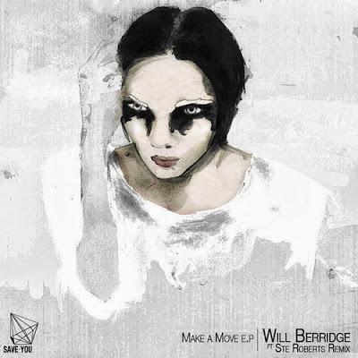 Discosafari - WILL BERRIDGE - Make a Move Ep - Save You Records