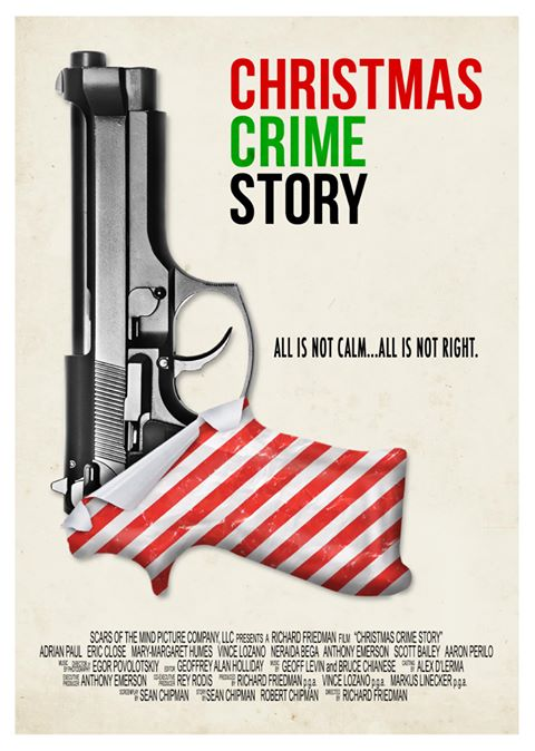 Christimas Crime Story Coming Oct 24th 2017