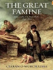 The Great Famine - Emigraton out of Ireland