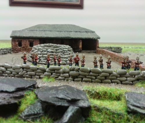 Making Rorkes Drift Base Picture 31