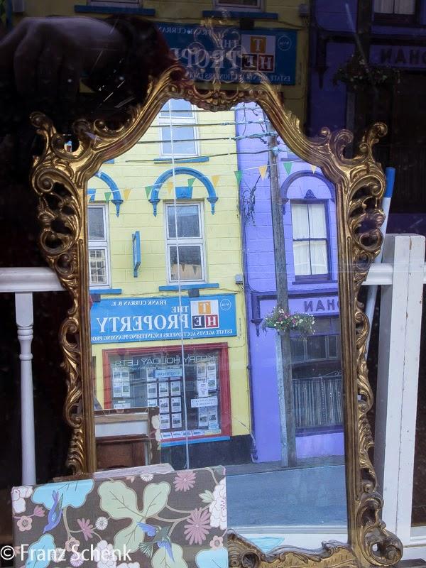 Main Street Reflexions, Caherciveen