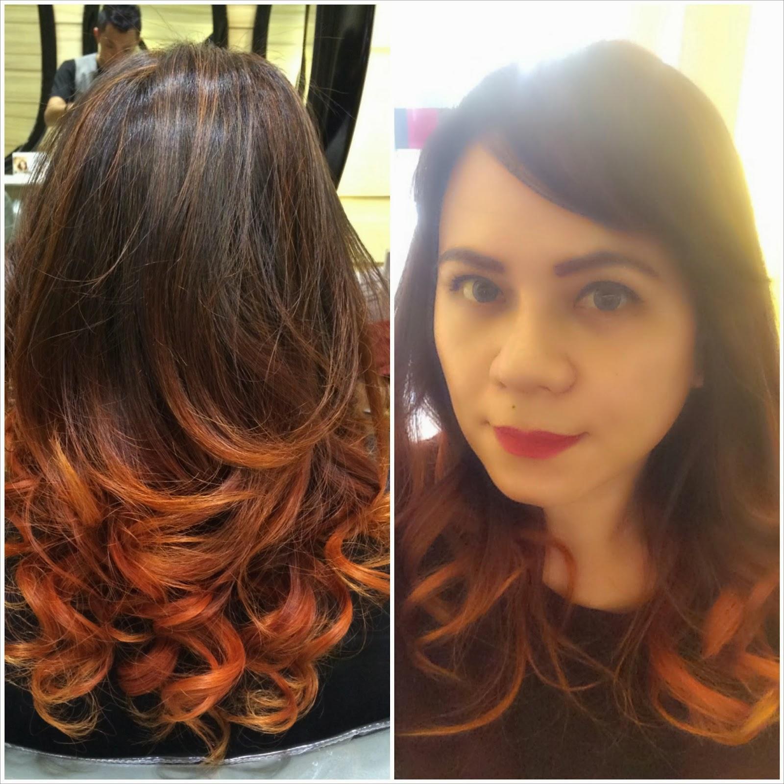 Dechicaholic Ombre Hair Colour