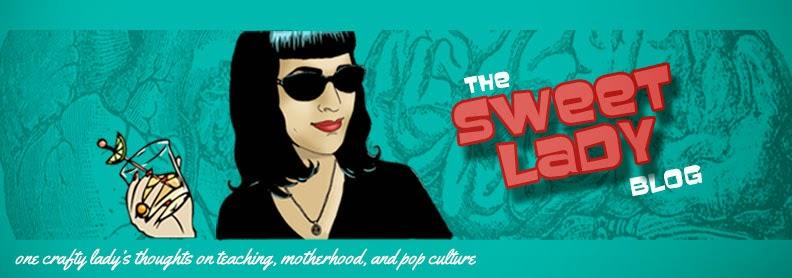 The Sweet Lady Blog