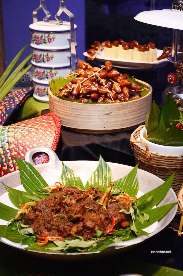 Warisan Tradisi Kampung, Ramadan Buffet @ Utara Coffee House, Armada PJ