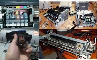 Cara Mengatasi Kerusakan dan Perbaikan Printer Sendiri