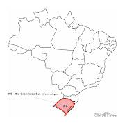 Mapas (rs mapa brasil)