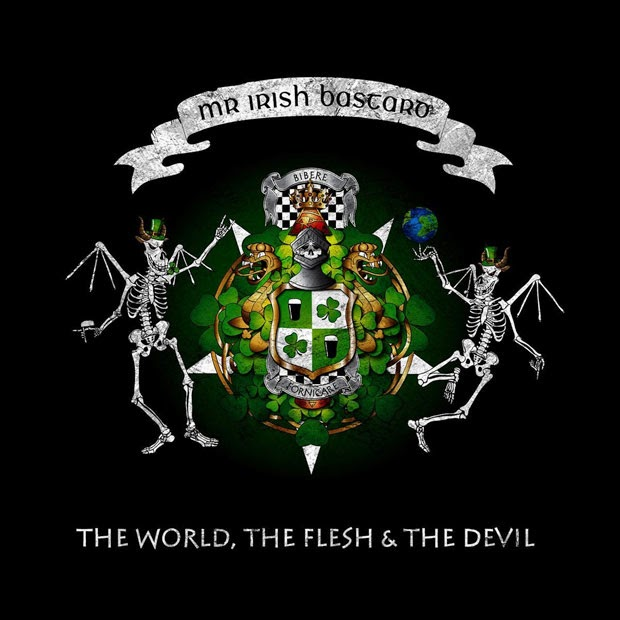 """""""The World, The Flesh And The"""