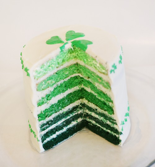 St+Patricks+Day+desserts+++green+colored+desserts+++green+layered+cake ...