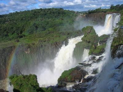 Salto de San Martín, Cataratas de Iguazú, Argentina, vuelta al mundo, round the world, La vuelta al mundo de Asun y Ricardo