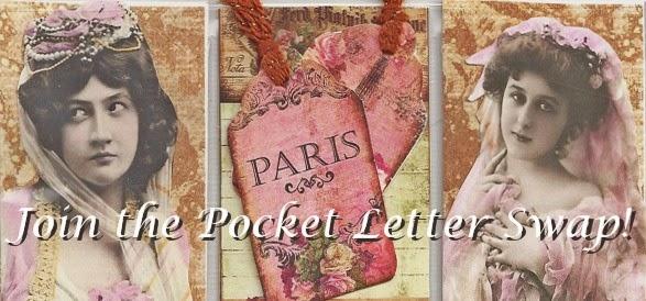 Pocket Letter Swap!