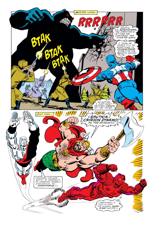 Captain America (1968) Issue #353 #285 - English 17