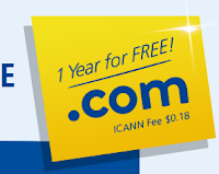 1and1 : .Com Domain Name at Rs. 11 : Buytoearn