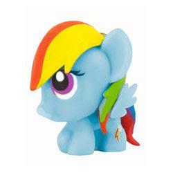 MLP Fashems Series 3 Rainbow Dash Figure by Tech 4 Kids