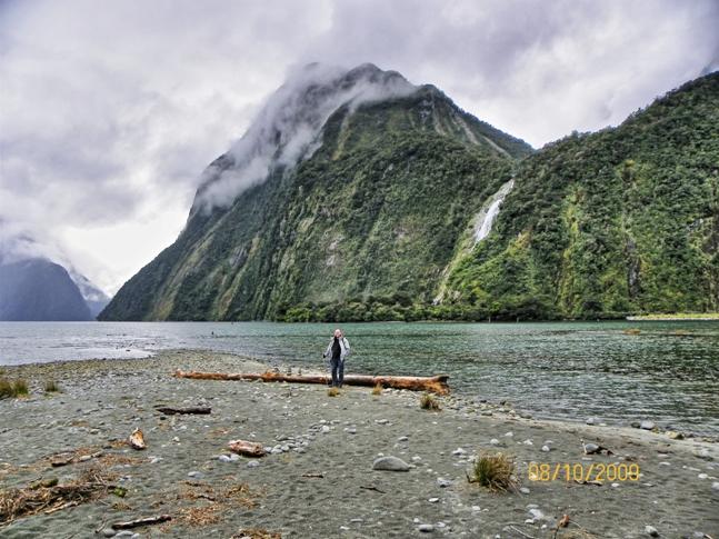 Excursión al fiordo Milford Sound Nueva Zelanda