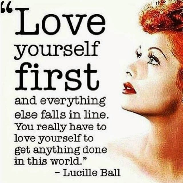 love yourself first quotes like success