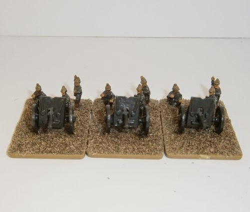 Painting German Artillery picture 1