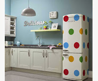 Some most common models of stickers for kitchen Gorgeous