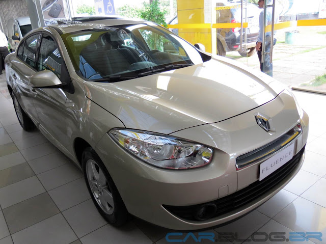 carro Fluence Renault 2013