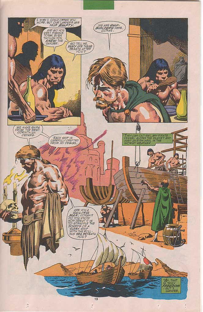 Conan the Barbarian (1970) Issue #251 #263 - English 10
