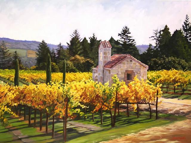 Autumn At The Vineyard6