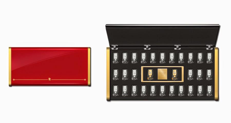 マカオの高級ホテルが真っ赤な特注の「ロールスロイス」を30台購入へ!