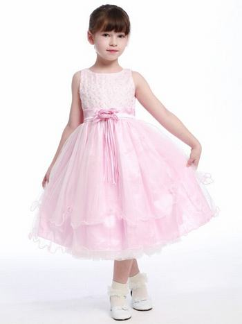 ball gown junior bridesmaid dress