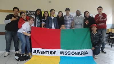 Jovens da Vila Maria visitam a Juventude Missionária de Guarulhos (SP)