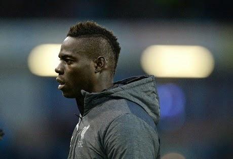 Balotelli Ditantang Beri Kontribusi Lebih untuk Liverpool