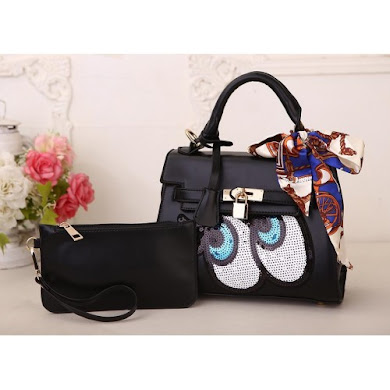 AAA DESIGNER BAG – BLACK