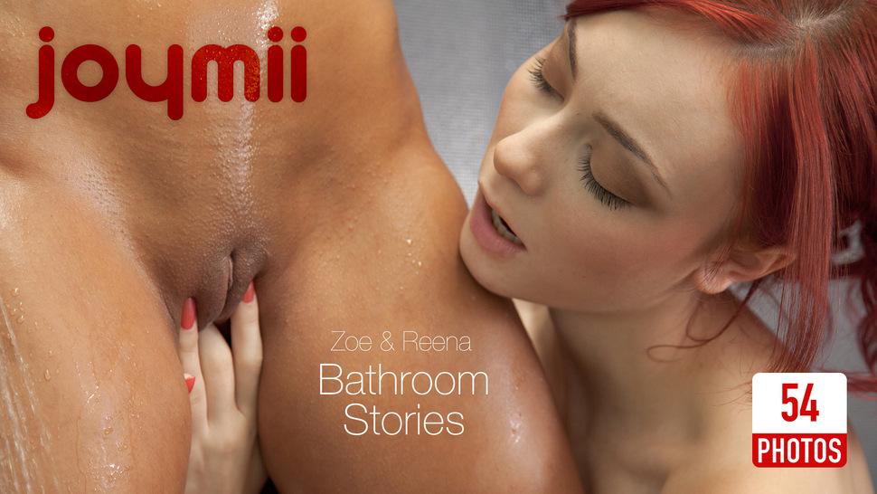 Zoe_Reena_Bathroom_Stories Abeebymis 2012-04-21 Zoe & Reena - Bathroom Stories 11220