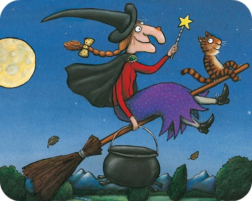 Room on the Broom at The Lowry Easter 2015