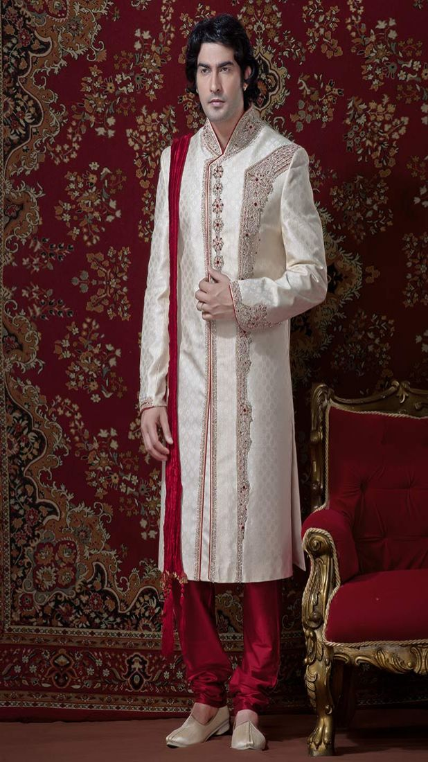 Sherwani pakistani-dress
