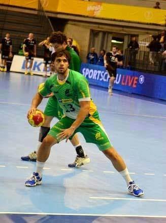 Diogo Hubner | Mundo Handball