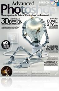 Advanced Photoshop Magazine issue 40