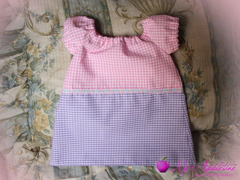 My Appletine: Vestidos de bebé