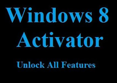 Windows 8 Pro Activator v1.0 Final
