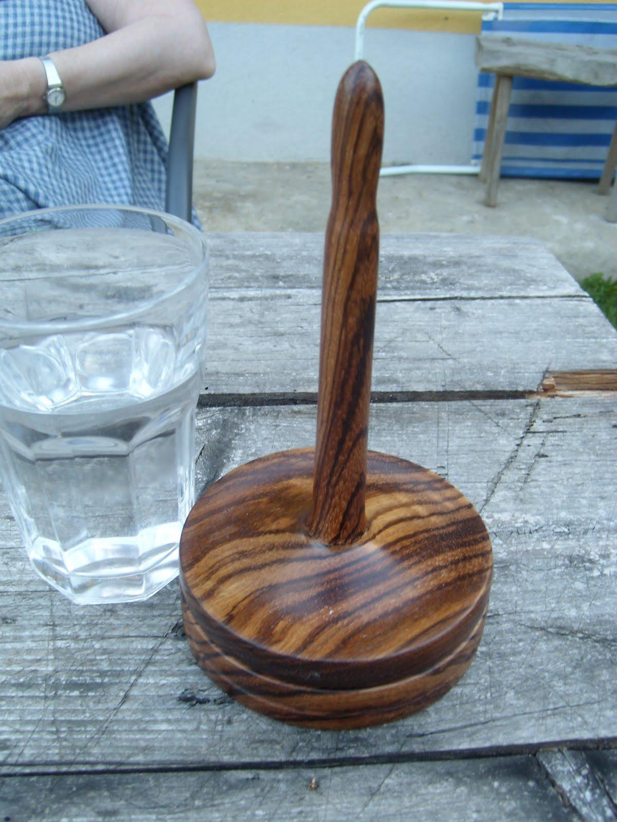 Wooden Knitting Wool Holder : Bockfilz noro slipover and a turning yarn holder