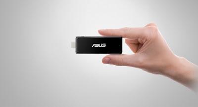 Komputer Super Kecil - Asus Pen Stick