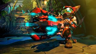 ratchet clank into the nexus screen 1 Ratchet & Clank: Into the Nexus (PS3)   Box Art, Screenshot, Concept Art, Video, & Release Date