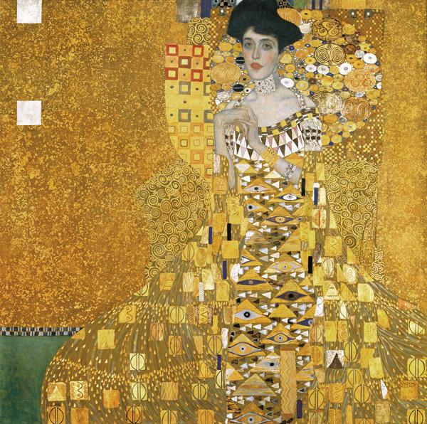 Bildnis der Adele Bloch-Bauer 1907