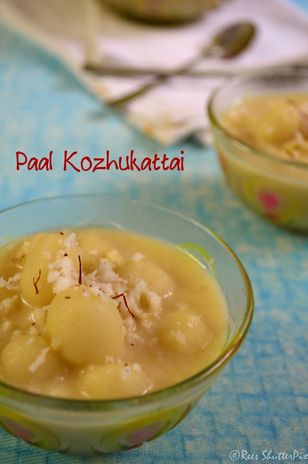how to make paal kozhukkatai, chettinad paal kozhukattai recipe, step wise pictures
