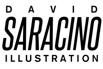 David Saracino Illustration