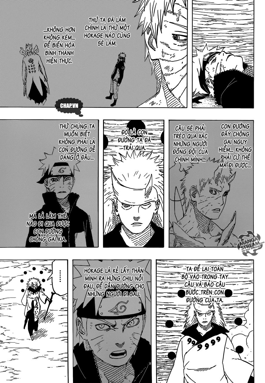 Naruto chap 665 Trang 15