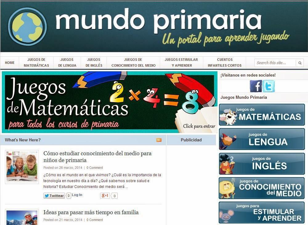 PLATAFORMA DIGITAL CON JUEGOS EDUCATIVOS